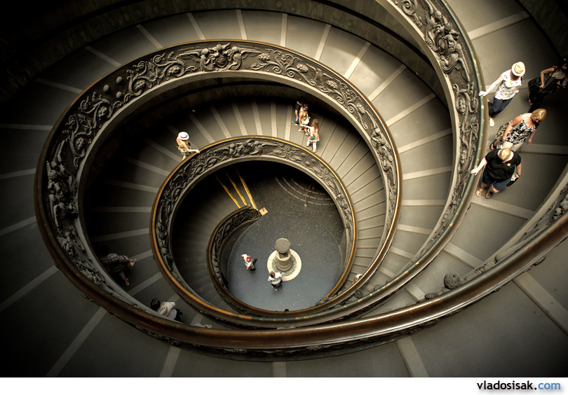 Vatican Museum, Roma, Italy