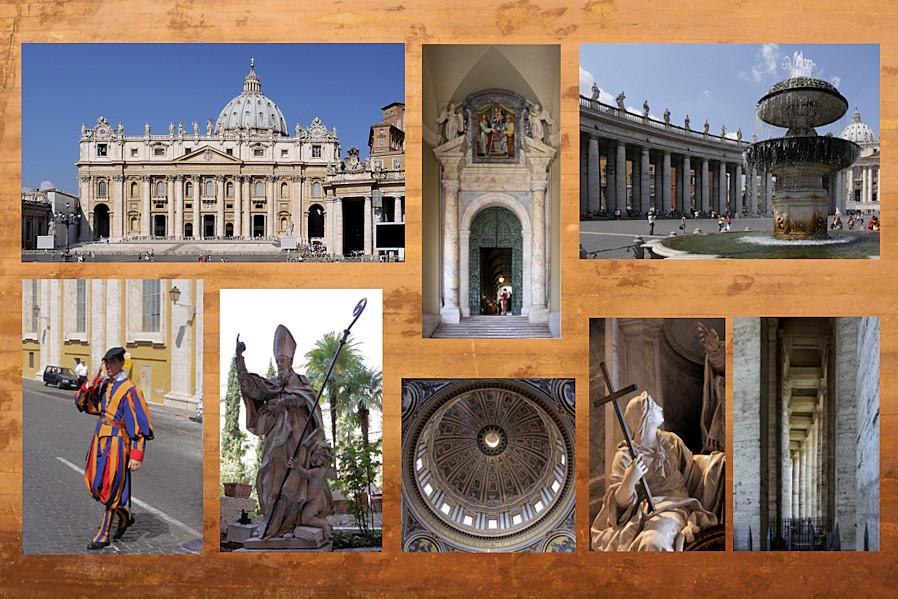 Vatikan Impressionen