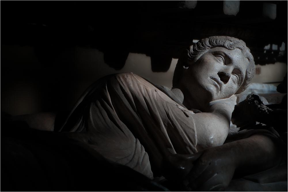 Vatikanische Museen - Endstation