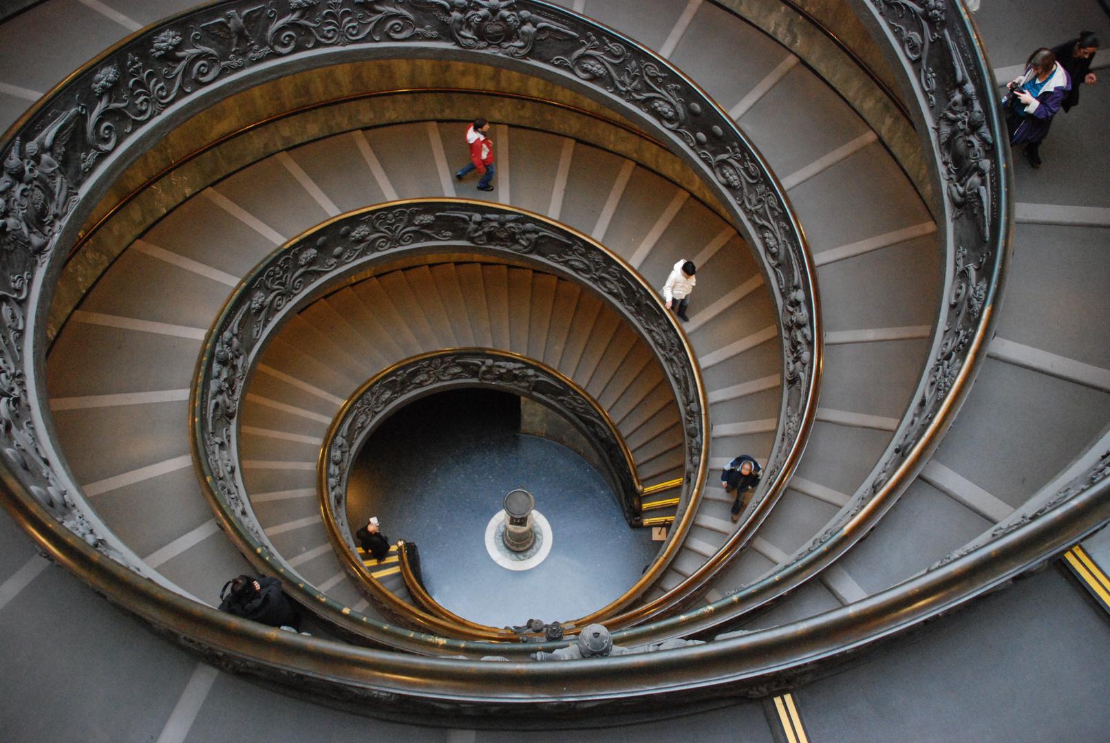 Vatikanisches Museum - Rom