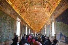 Vatikanmuseum in Rom
