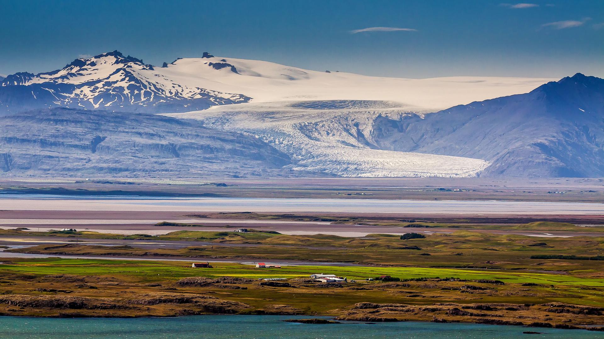 Vatnajökul Island