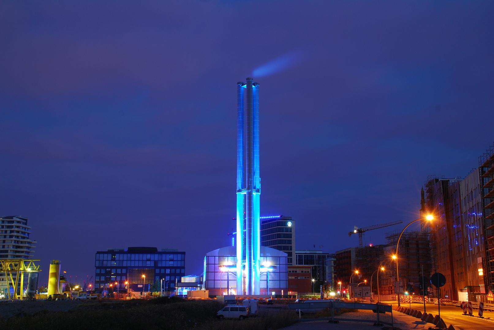 Vattenfall Kraftwerk