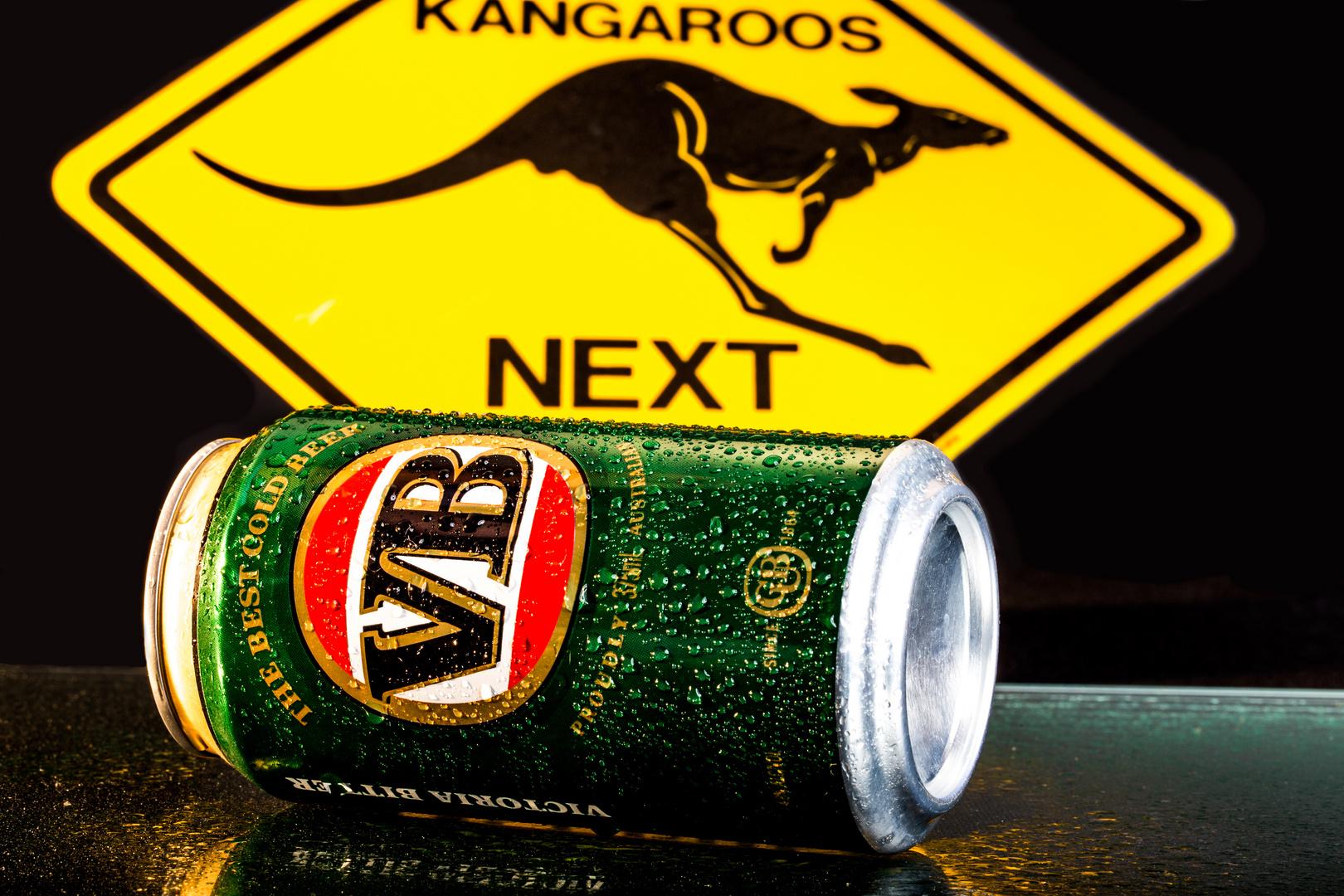 VB Australian Beer