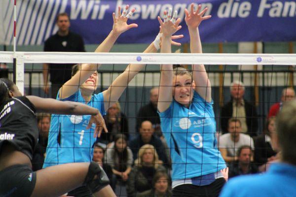 VC Wiesbaden Damen Volleyball Bundesliga