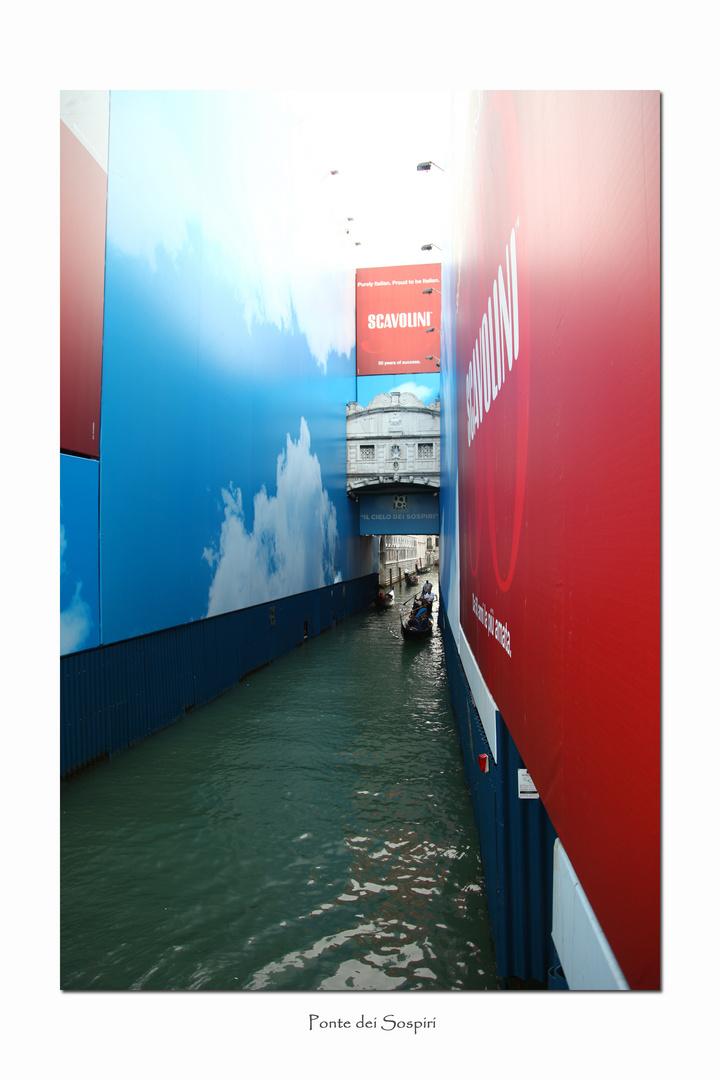 VCE 18, impressione di Venezia