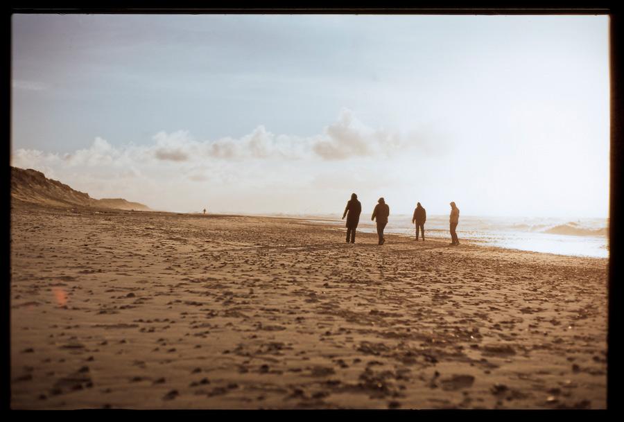 våd sand • 4