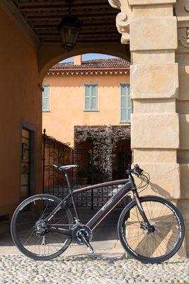Vecchia Brianza in bici