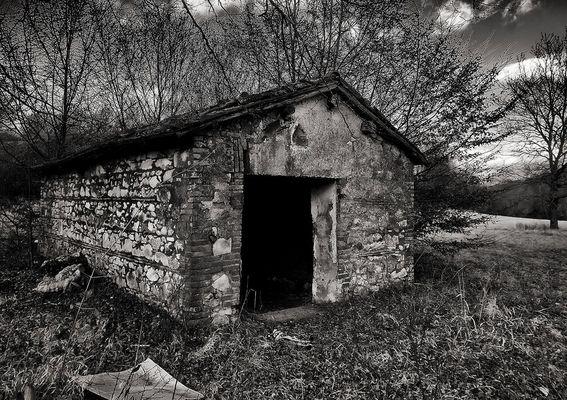 Vecchia casetta colonica
