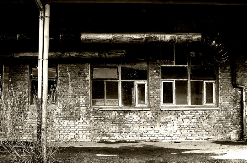 ...vecchia fabbrica