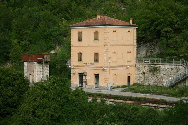 Vecchia stazione