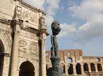 Vedi quanta arte c'è a Roma...