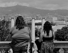 Veduta di Barcellona...