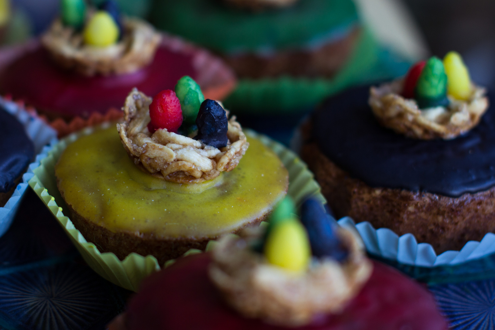 Vegane Oster-Muffin
