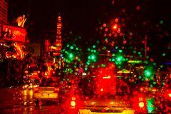 Vegas im Regen