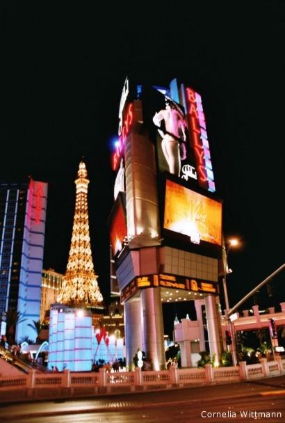 Vegas rocks