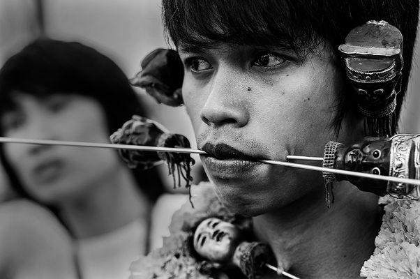 Vegetarian Festival - Phuket 2012 - 14