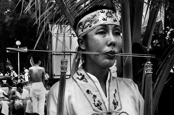 Vegetarian Festival - Phuket 2012 - 17