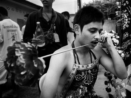 Vegetarian Festival - Phuket 2012 - 4
