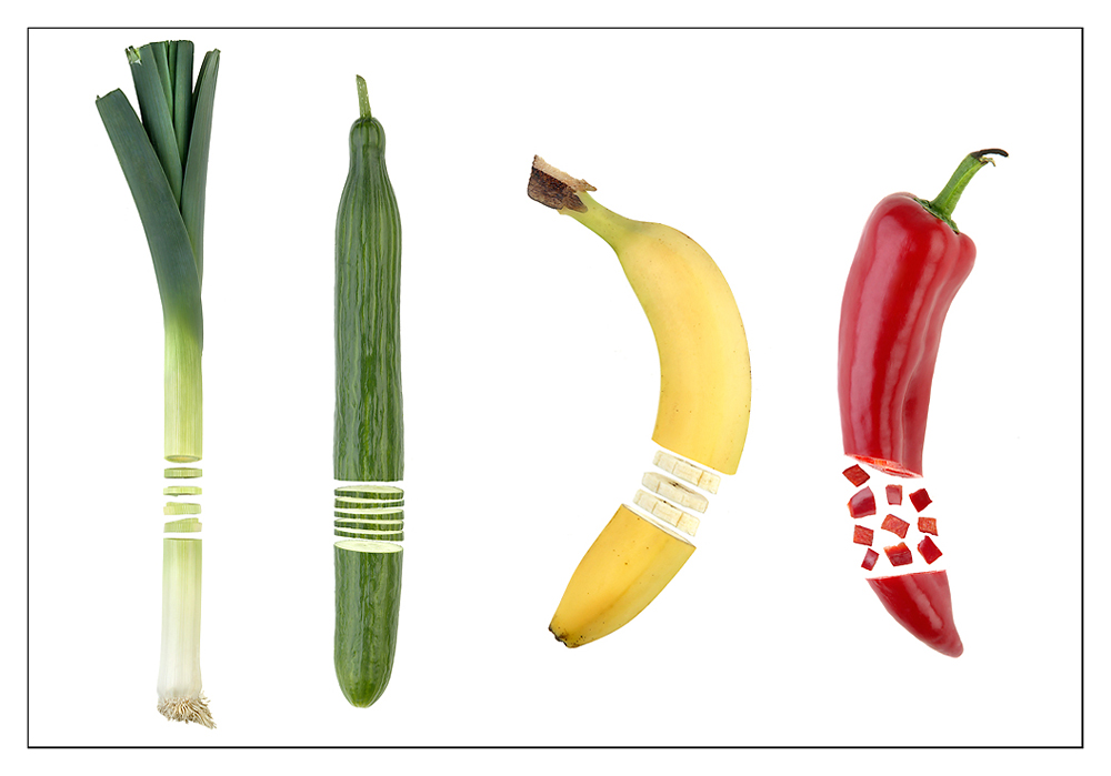Vegetarier sind kreativer