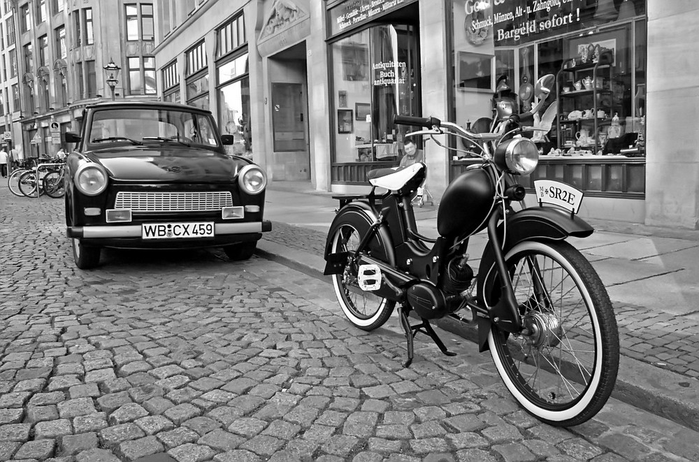 vehicle made in GDR