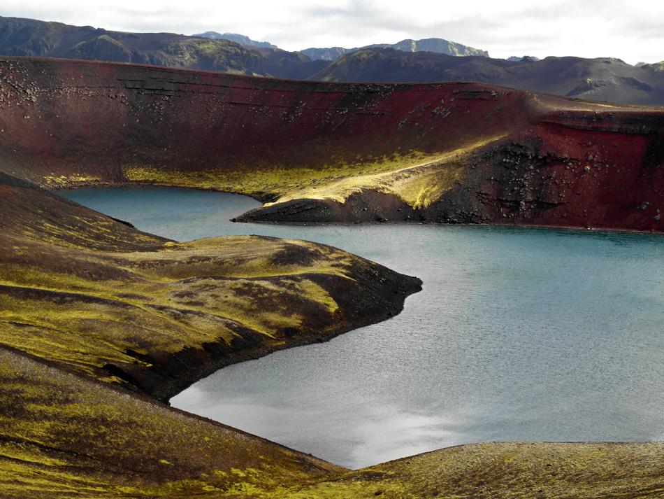Veidivötn Gebiet Island