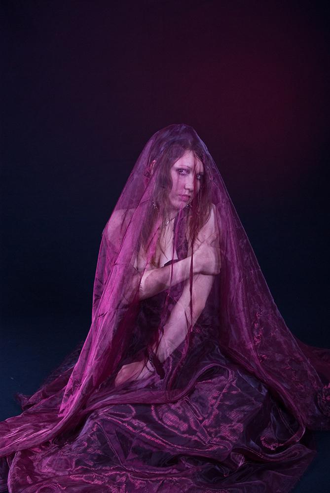 veiled princess