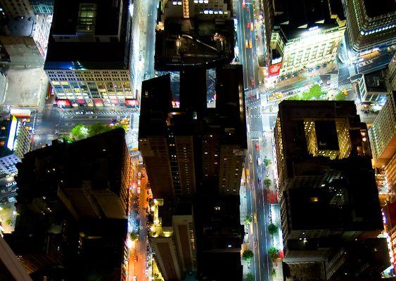 veins of a city