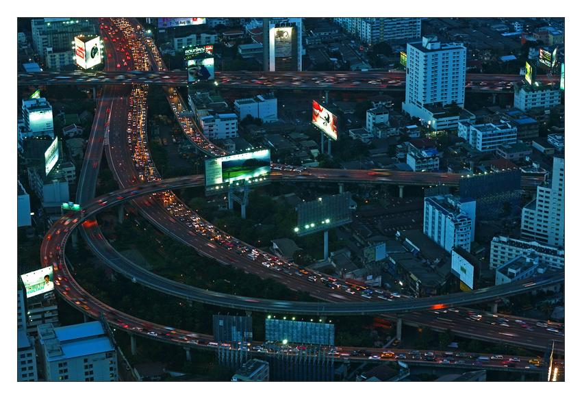 Veins of Bangkok No. 2 | Bangkok, Thailand