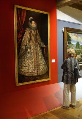 VELASQUEZ au Musée Basque