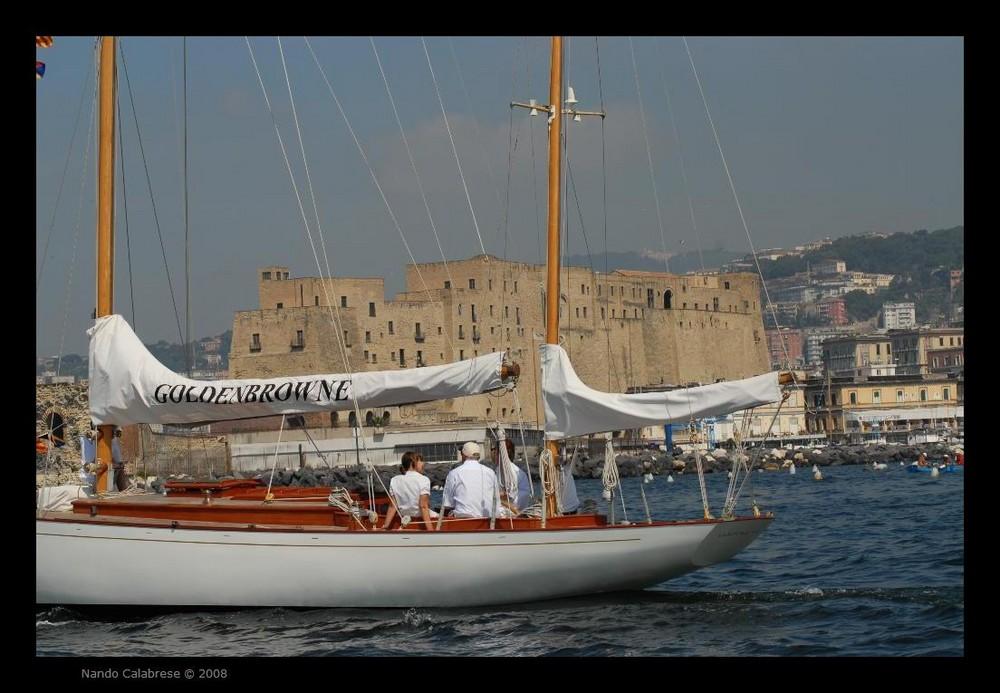 Vele d'Epoca a Napoli - Goldenbrowne