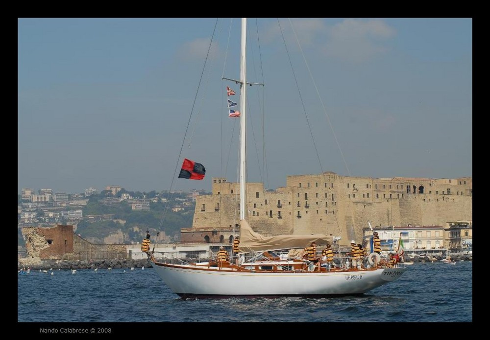 Vele d'Epoca a Napoli - TinToo VI