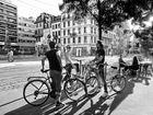 Vélo à trois