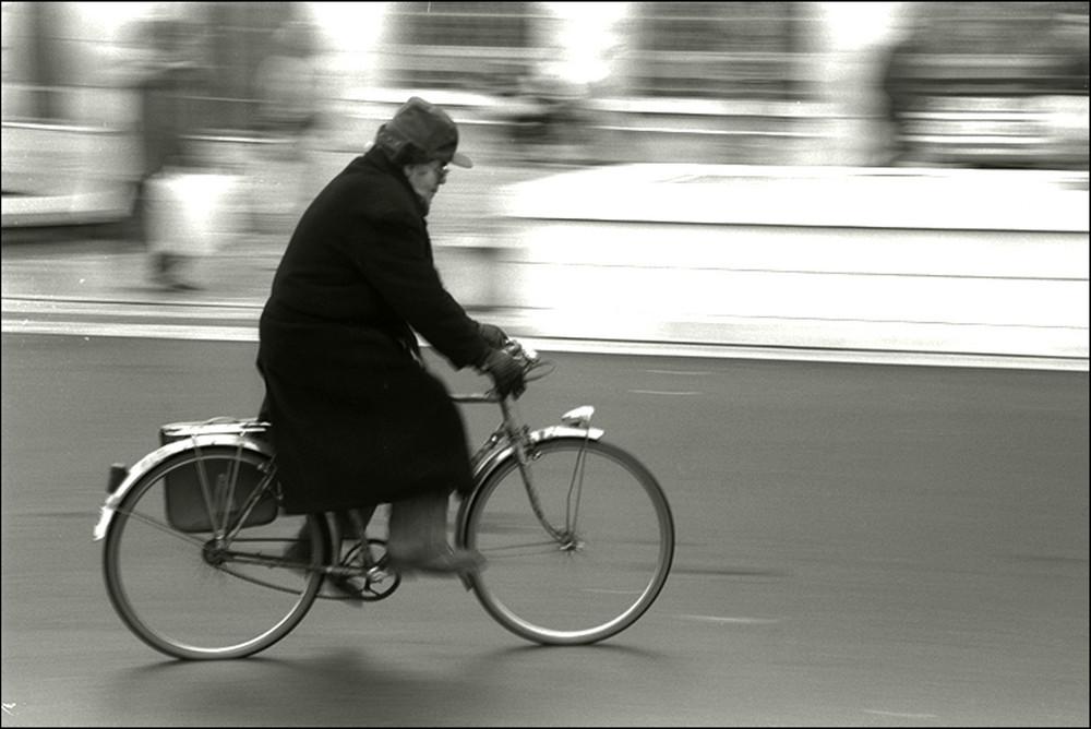 Vélo filé