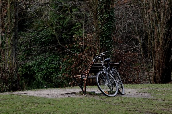 vélo repos