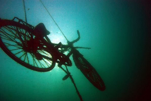 """""""Vélo submarine..."""""""