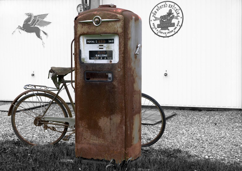 Velo-Tankstelle