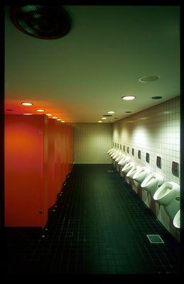 velodrom berlin - herren wc
