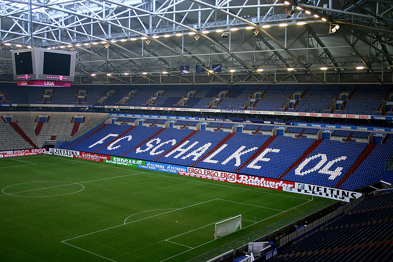 Veltins Arena Block U