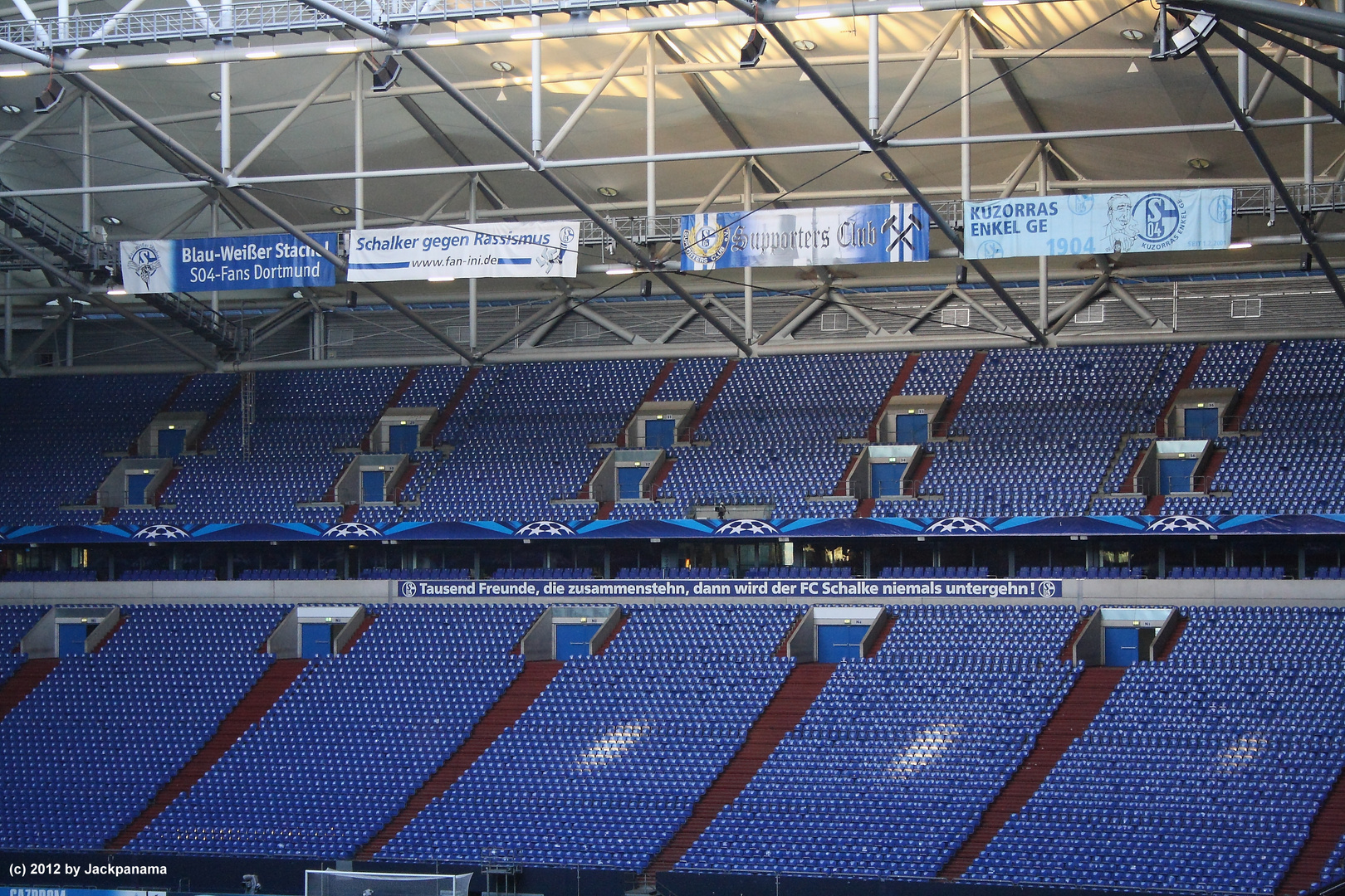 veltins arena gelsenkirchen foto bild sport. Black Bedroom Furniture Sets. Home Design Ideas