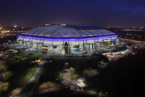 Veltins Arena – Schalke 04 24.03.2010