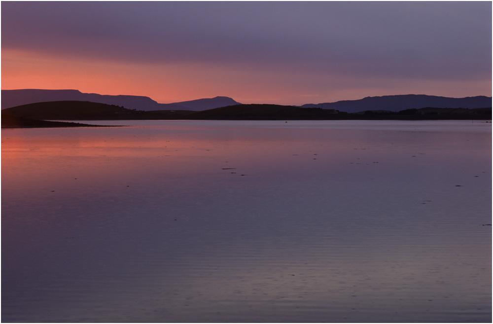Velvia Sunset