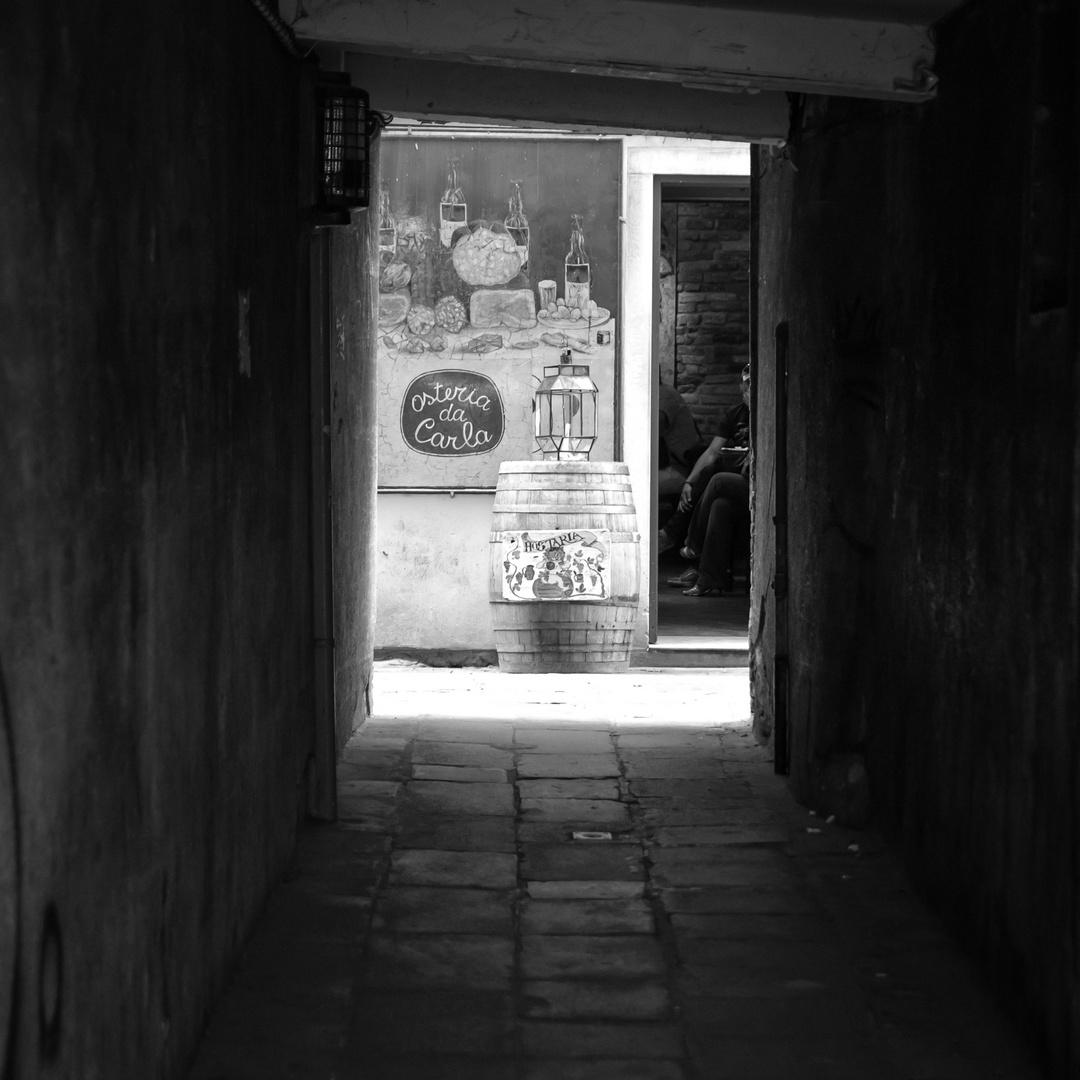Venecia B&W 3