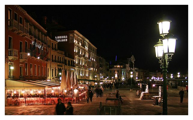 --- Venedig ---