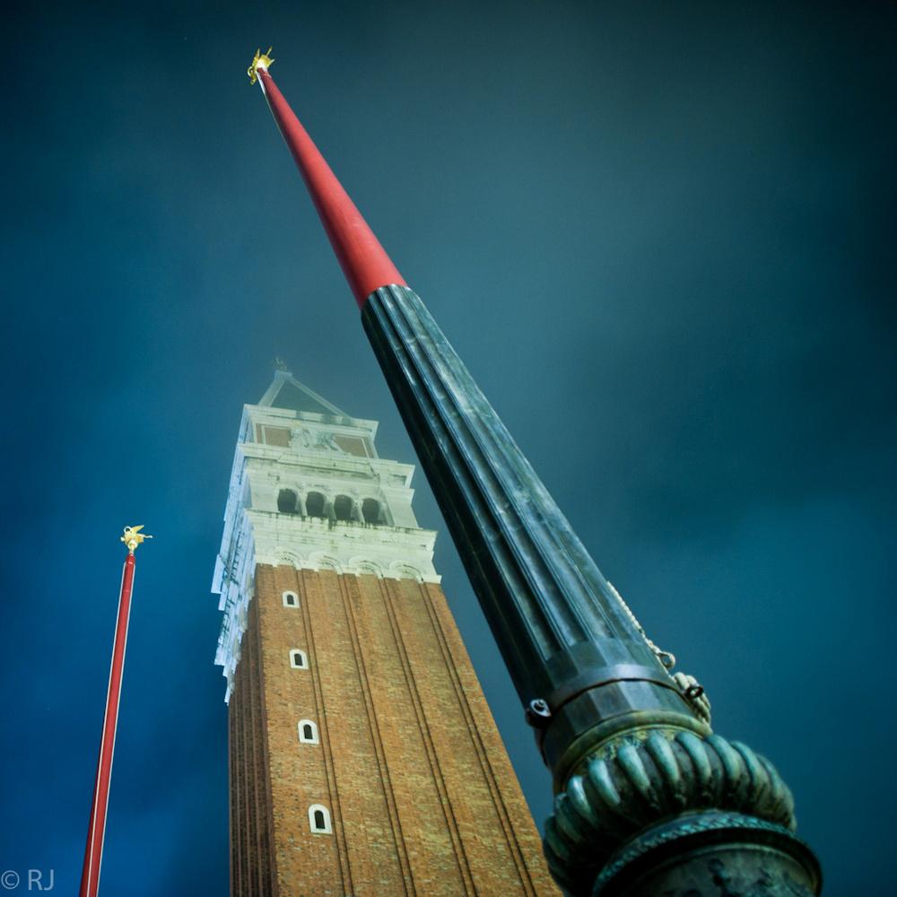 Venedig 10/IX - Turmblick
