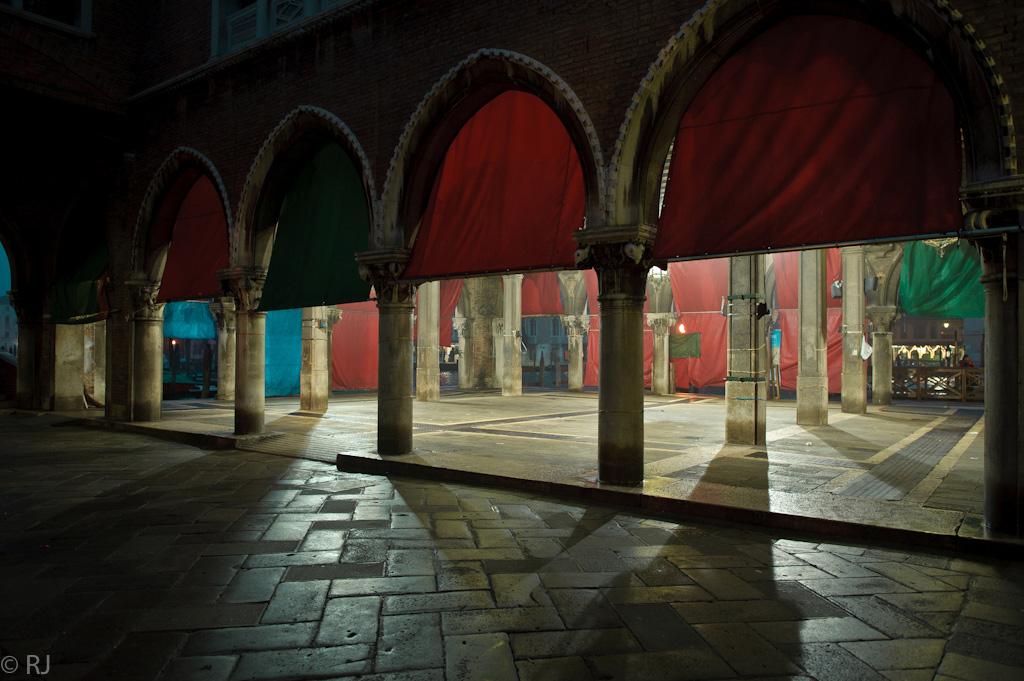 Venedig 10/VIII - Fischmarkt