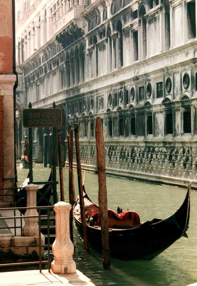Venedig 2001 - eingescant