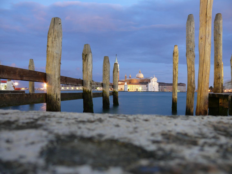 Venedig abends