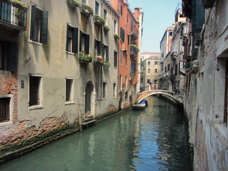 Venedig - Abseits des Touristenlärms