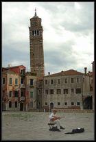 Venedig, abseits des Trubels ...